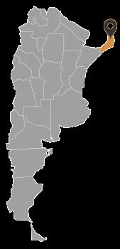 Mapa Arg_IguazúFalls