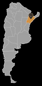 Mapa Arg_TheIberáWetlands