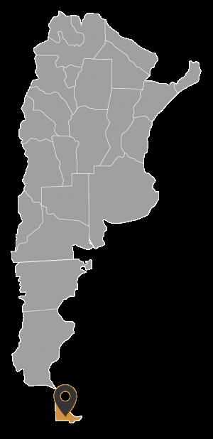 Mapa Arg_Ushuaia